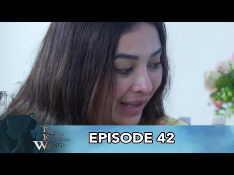 Tangis Kehidupan Wanita Episode 42 Part 1 - Aku Kerja di Negeri Orang Dikasih Makan Nasi Bekas