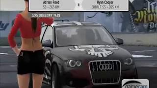 Nfs pro street - gameplay (max settings)  [HD4870]