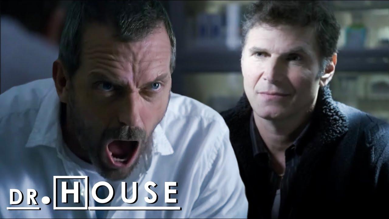 '¡NECESITO LA DROGA!'   Gregory House intenta intimidar a un narco   Dr. House: Diagnóstico Médico