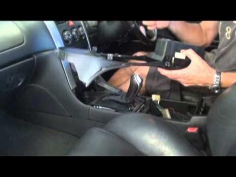 How to Install Holden Commodore VY-VZ Master Switch.mpg ...