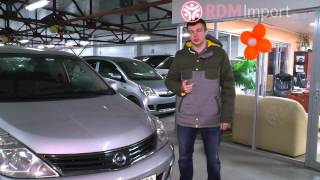 Nissan Tiida (Главная дорога)