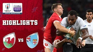 Wales 29-17 Fiji | Rugby World Cup 2019 Match Highlights