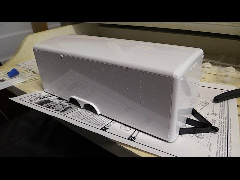 Galaxie 21'  trailer update 2