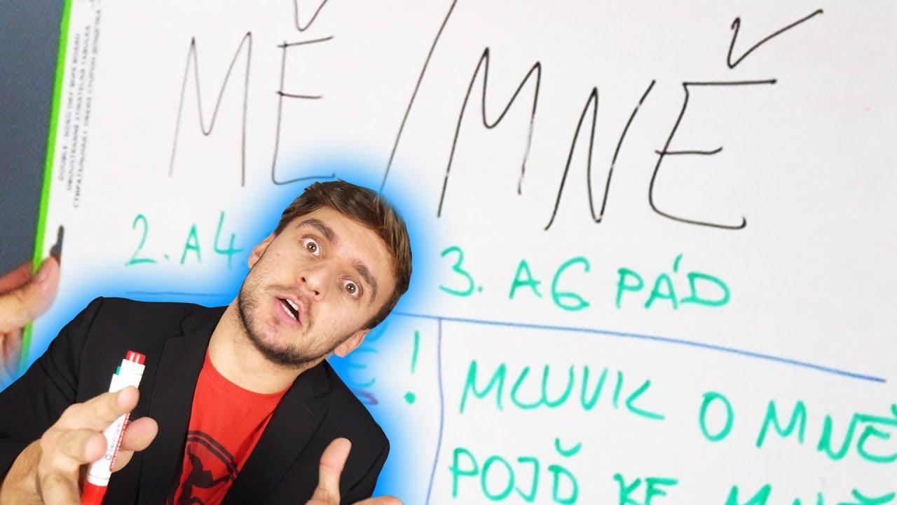 Ukrajinec učí Čechy Češtinu #1   Tary