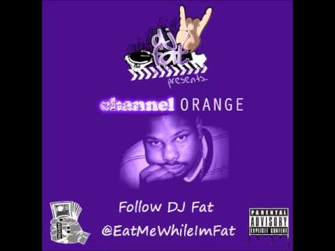 Frank Ocean - Pyramid (Chopped & Screwed By DJ Fat)