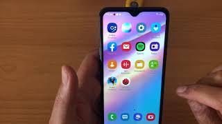 Samsung Galaxy A10S İnceleme - Türkçe