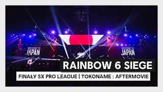 Finały Rainbow Six Pro League - Tokoname, Japonia | Aftermovie
