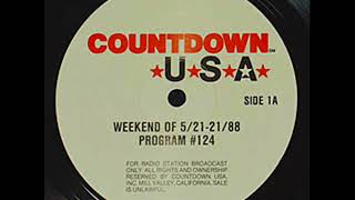 Countdown USA (Promos) [October 08, 1988]