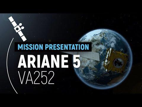 Arianespace Flight VA252 - JCSAT-17 Presentation