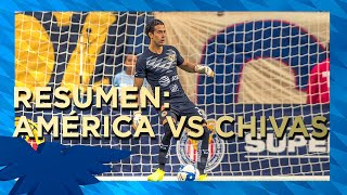 Club América 0-0 Guadalajara | Resumen | Super Clásico USA | Soldier Field | Chicago