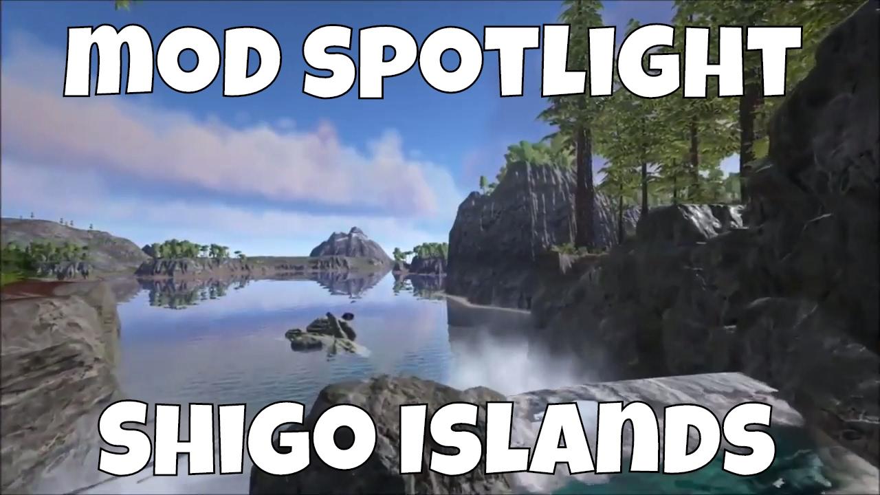 Shigo Islands Ark Map