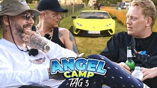 Angelcamp mit Knossi & Sido - Tag 3 | Highlights