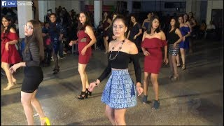 Ensayo General Convite Femenino 6 de Enero Chicaman Quiche