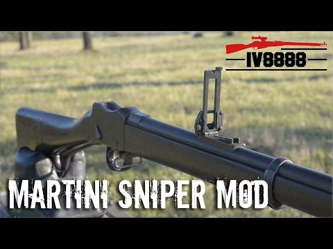 "Martini-Henry ""Sniper"" Ross Peep Sight Modification"