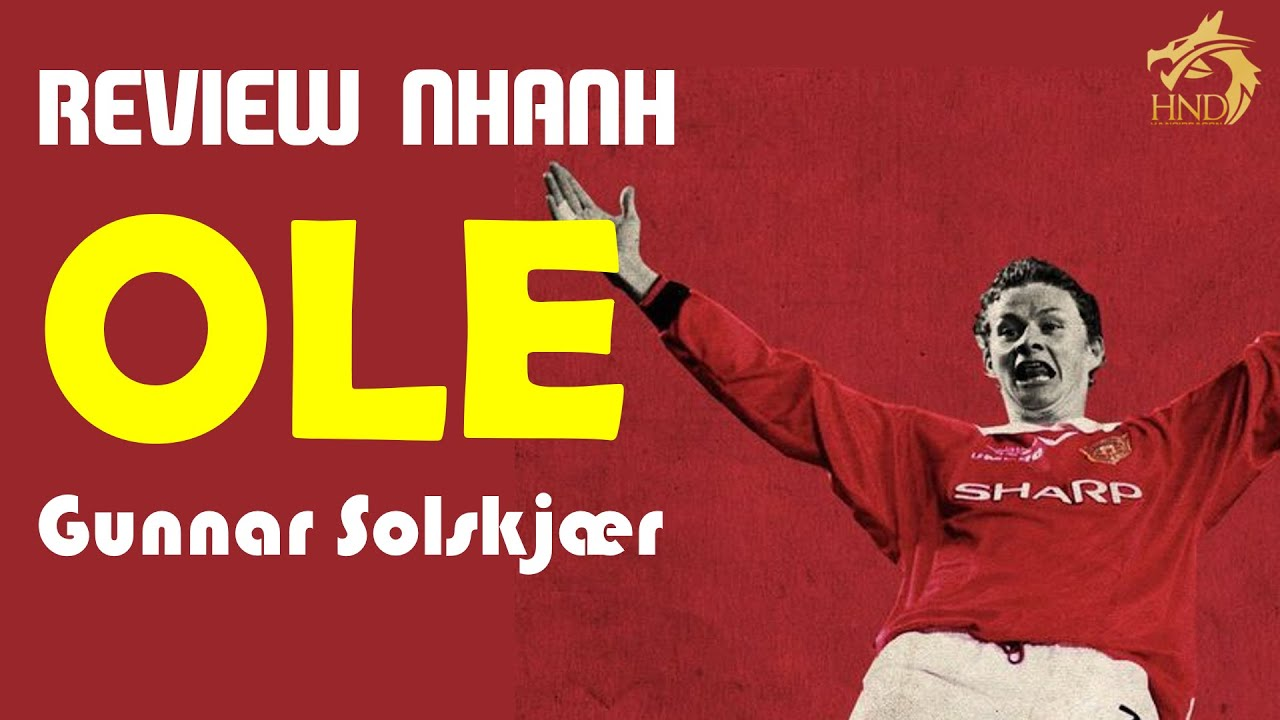 FIFA Online 4 | Ole Gunnar Solskjær icon và team color Manchester United