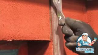 Tuğla görünümlü dekoratif duvar nasıl yapılır