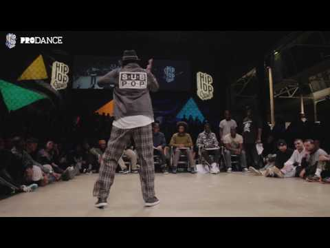 Lemzo vs Prince | Semi-Final Popping | HIP OPsession 2017