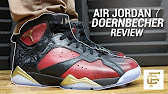 super popular d7e79 632e4 Up next. AIR JORDAN 7 DOERNBECHER DB REVIEW ...