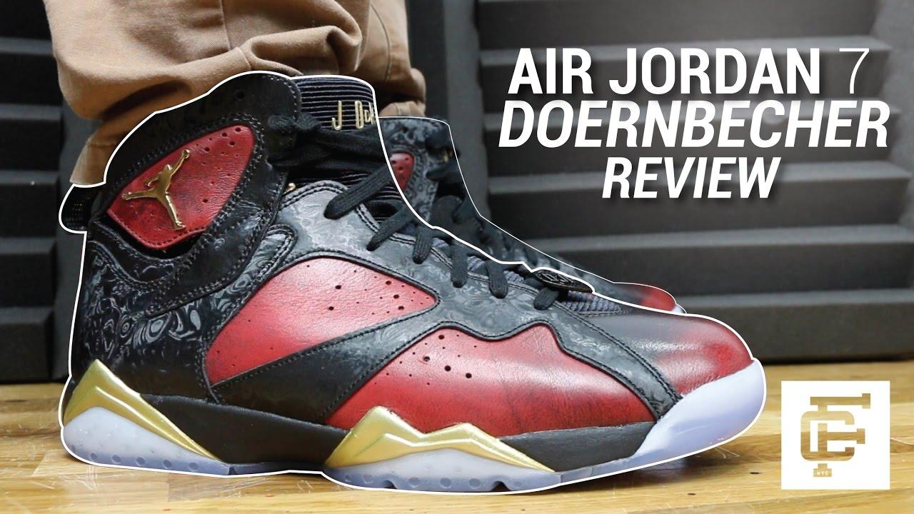 jordan 7 basketball review