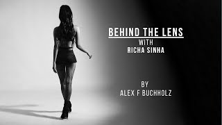Editorial Photoshoot   Behind the Scenes with Richa Sinha