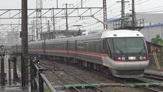 JR東海383系A3編成 乗務員訓練大垣駅