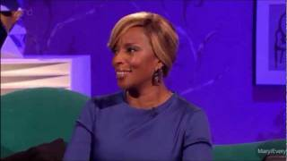 Mary J. Blige's Interview live on Alan Carr: Chatty Man