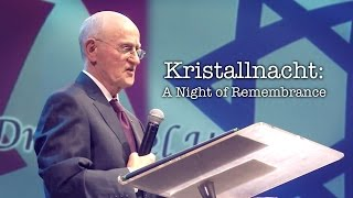 Kristallnacht: A Night of Remembrance