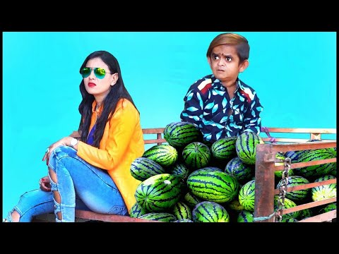 टोपी वाला छोटू नेता | TOPI WALA CHOTU NETA | Khandesh Hindi Comedy | Chotu Dada Comedy Video