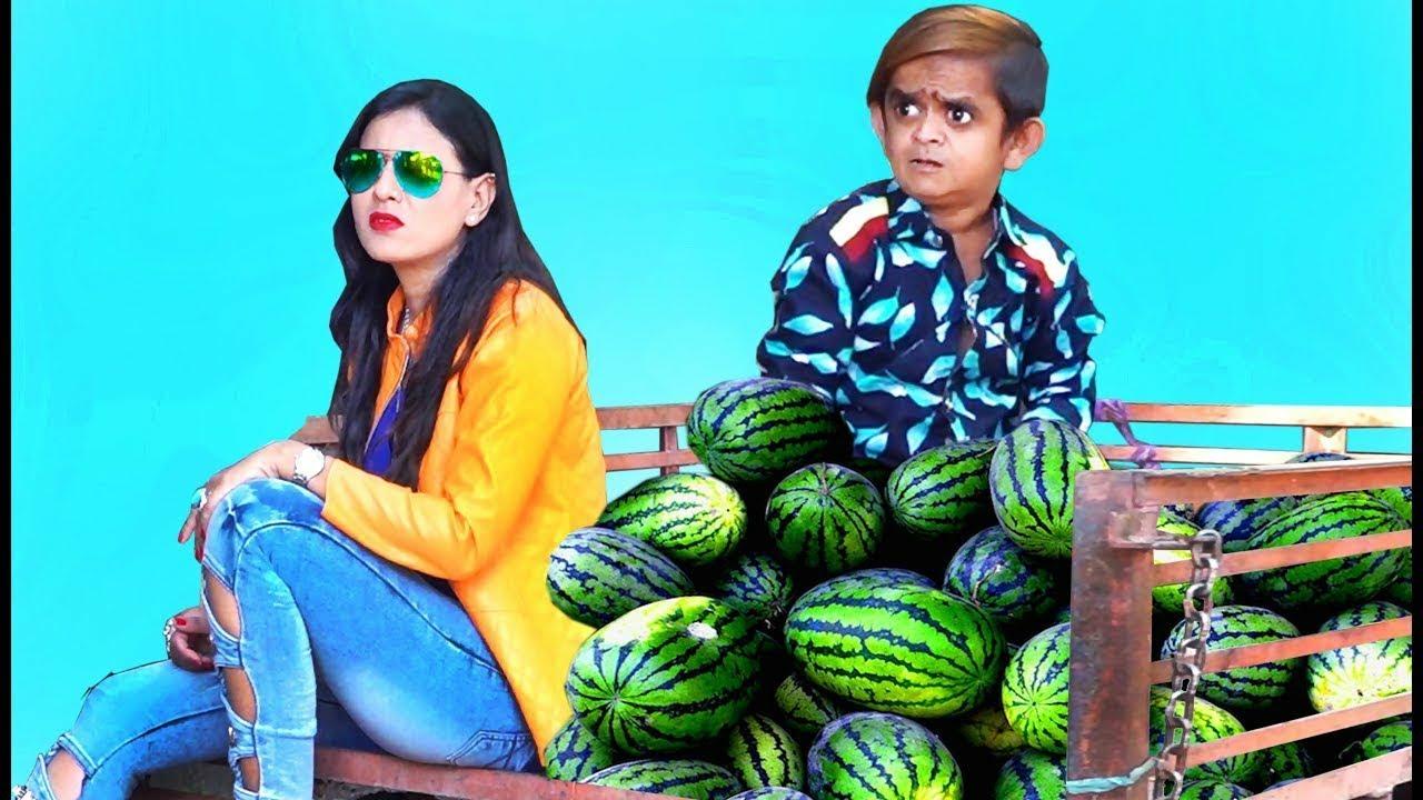 टोपी वाला छोटू नेता   TOPI WALA CHOTU NETA   Khandesh Hindi Comedy   Chotu Dada Comedy Video