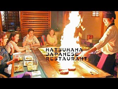 Hatsuhana Japanese Restaurant, SeaWorld Resort on Gold Coast
