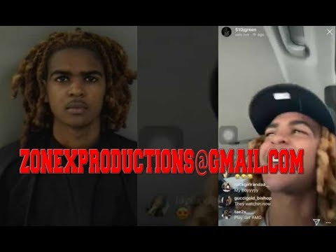 BREAKING NEWS YNW Melly OPPS J Green RELEASED from Jail BRAGS about blamin murder on melly CRAZY!