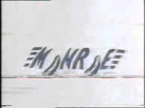 Monroe Vintage Advert 1989
