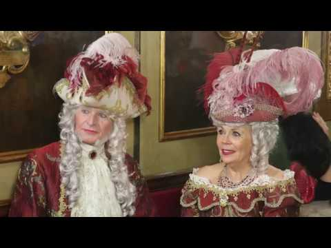 Venice Carnival 2018 - Carnevale Di Venezia - Caffe Florian