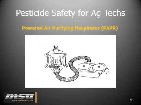 Pesticide Safety for Ag Techs