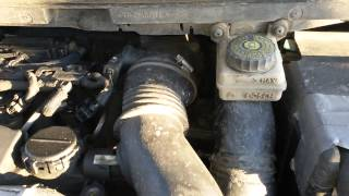 стук в моторе 1.6 hdi.mp4