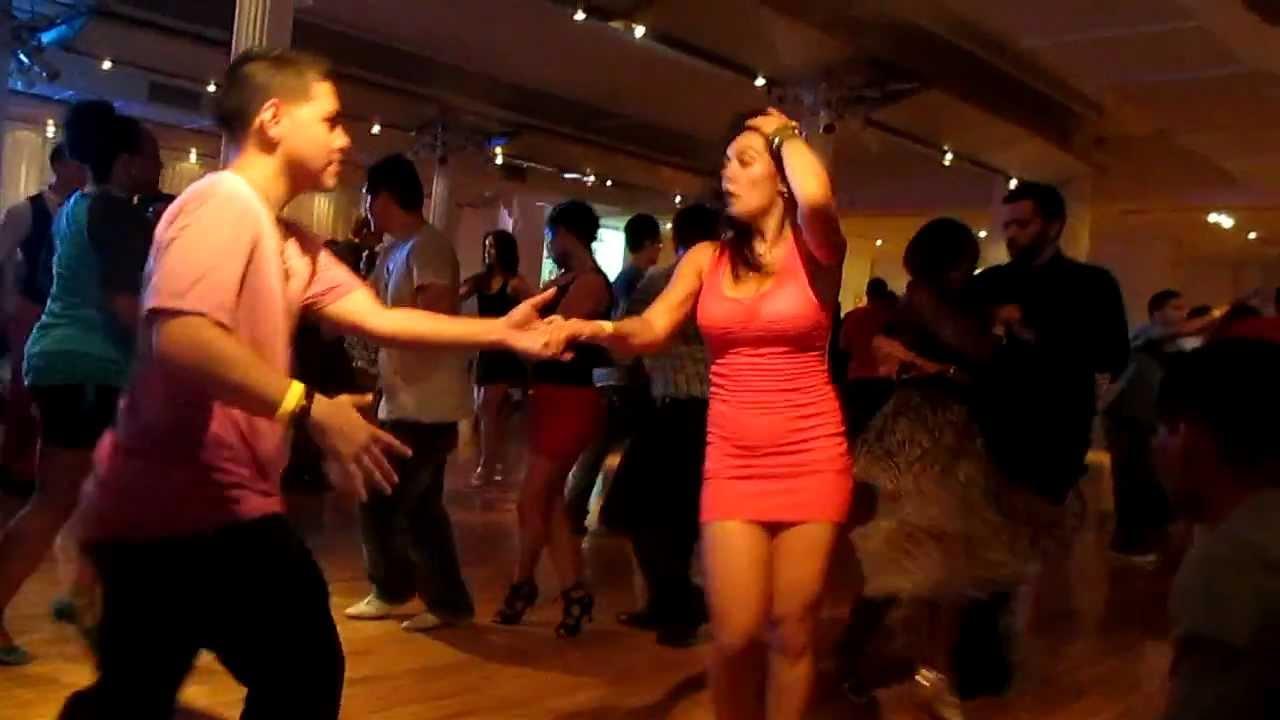 Coney Island Dancers A