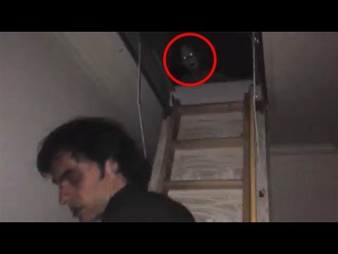 Top 10 Scary Paranormal Videos Caught On Camera At Night