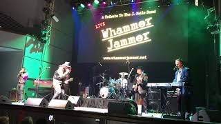 "Whammer Jammer ""Must of got lost"" AURA Portland ME 4/20/19"