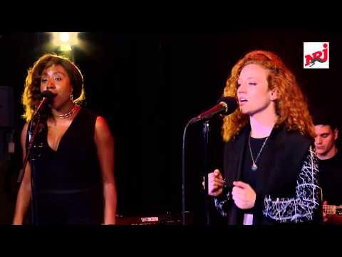Jess Glynne - Hold my hand en live sur NRJ