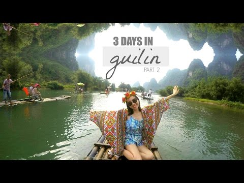 Weekend Wanders in Guilin China 2 | Jenny Zhou