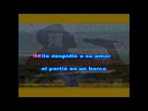 Agapornis   En el muelle de San Blass ( karaoke ) (PRODUCCIONES ROBERTO)