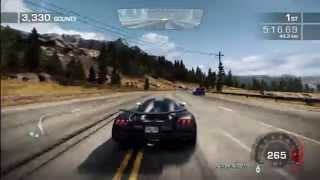 Need For Speed: Hot Pursuit - Racers - FINAL Mission And End Credits (Part 1 out of 2)