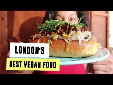 We Visit The Best Vegan Restaurants In London | SO VEGAN