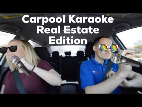 Jackson 5 Carpool Karaoke, Real Estate Edition