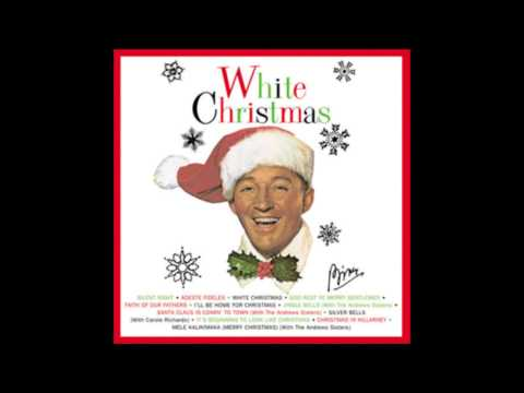 Bing Cros & The Andrews Sisters  Mele Kalikimaka Merry Christmas