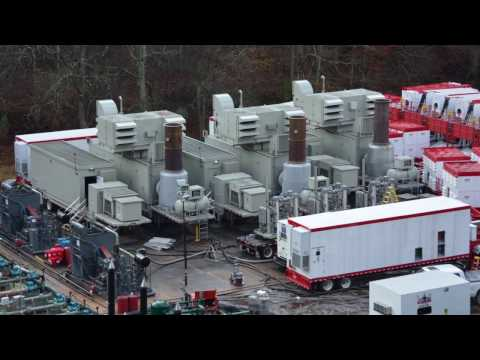 Taurus™ 60 Mobile Power Units - U.S Well Services