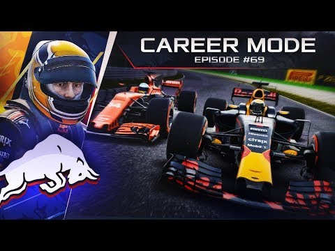F1 2017 Career Mode Part 69: Spa & Monza