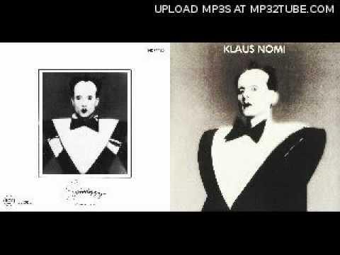 Klaus Nomi - The Twist
