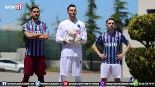 Trabzonspor'un yeni formalarını beğendiniz mi?