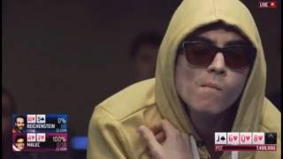 Sebastian Malec EPT Barcelona 2016 - Just fold and I can go to the bathroom